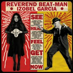 Reverend Beat-Man / Izobel Garcia - Baile Bruja Muerto 2 - fanzine