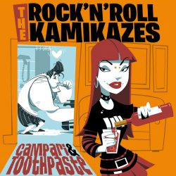 The Rock'n'Roll Kamikazes - Campari & Toothpaste 2 - fanzine