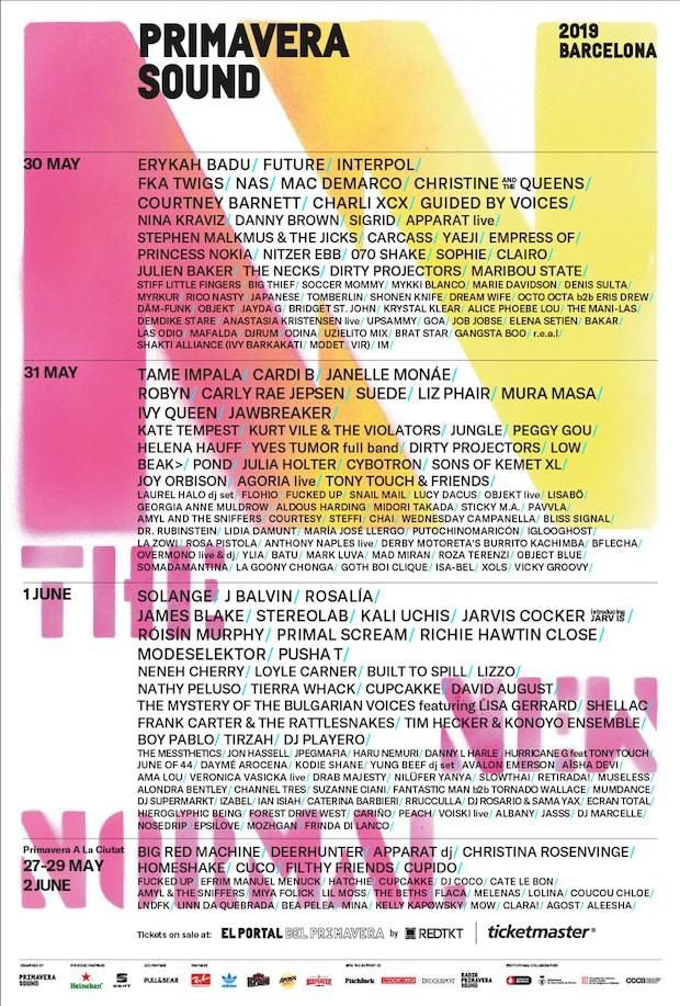 Primavera Sound 2019 2 - fanzine