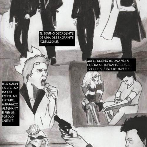 God save the punk 8 - fanzine