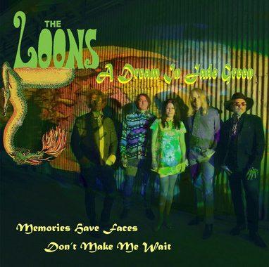 The Loons - Dream In Jade Green 1 - fanzine