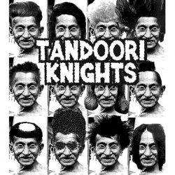 Tandoori Knights - Temple of Boom 2 - fanzine