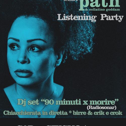 Path & Collatino Goddam - Cinema 6 - fanzine