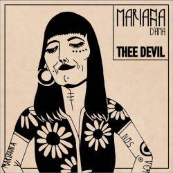 "Marianna D'Ama - Thee Devil 7"" 2 - fanzine"