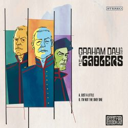 Graham Day and the Gaolers - Just a Little 2 - fanzine