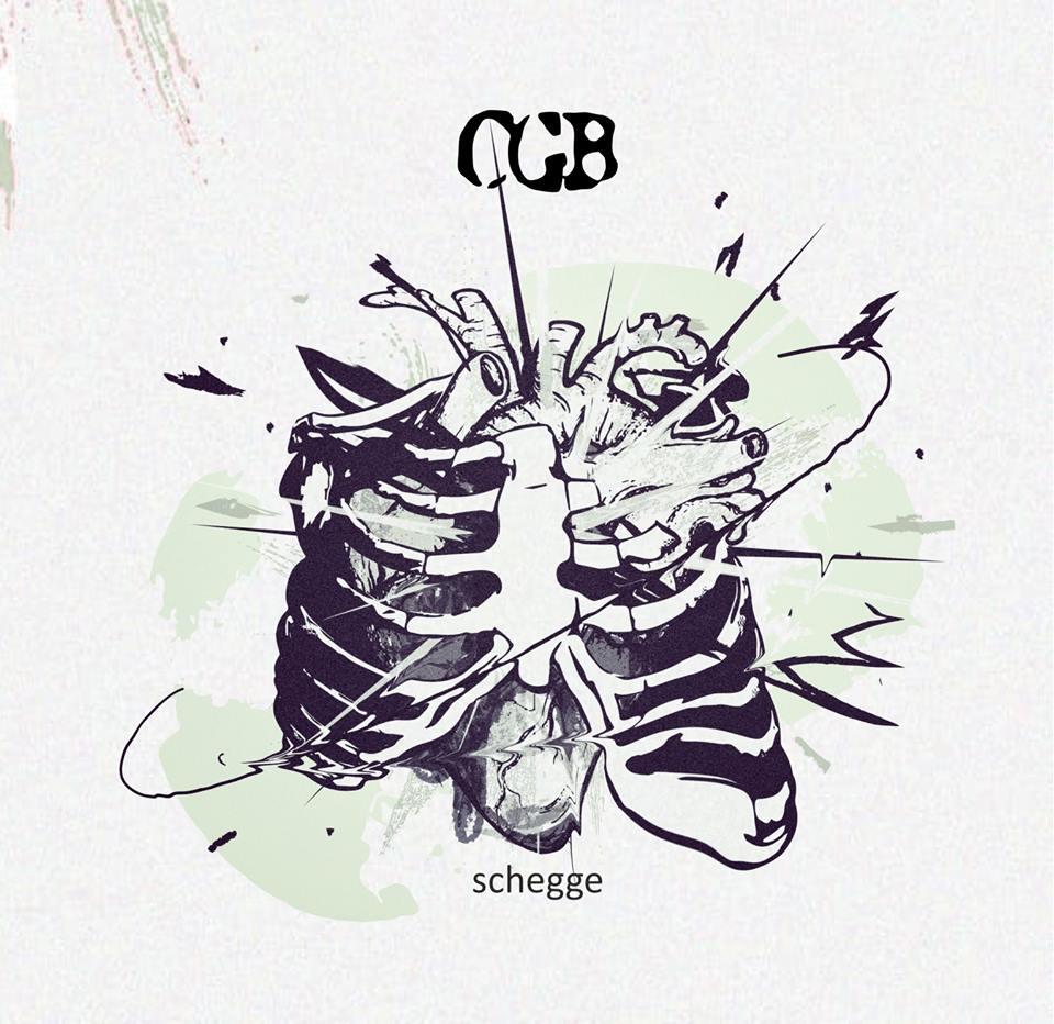CGB - Schegge 1 - fanzine