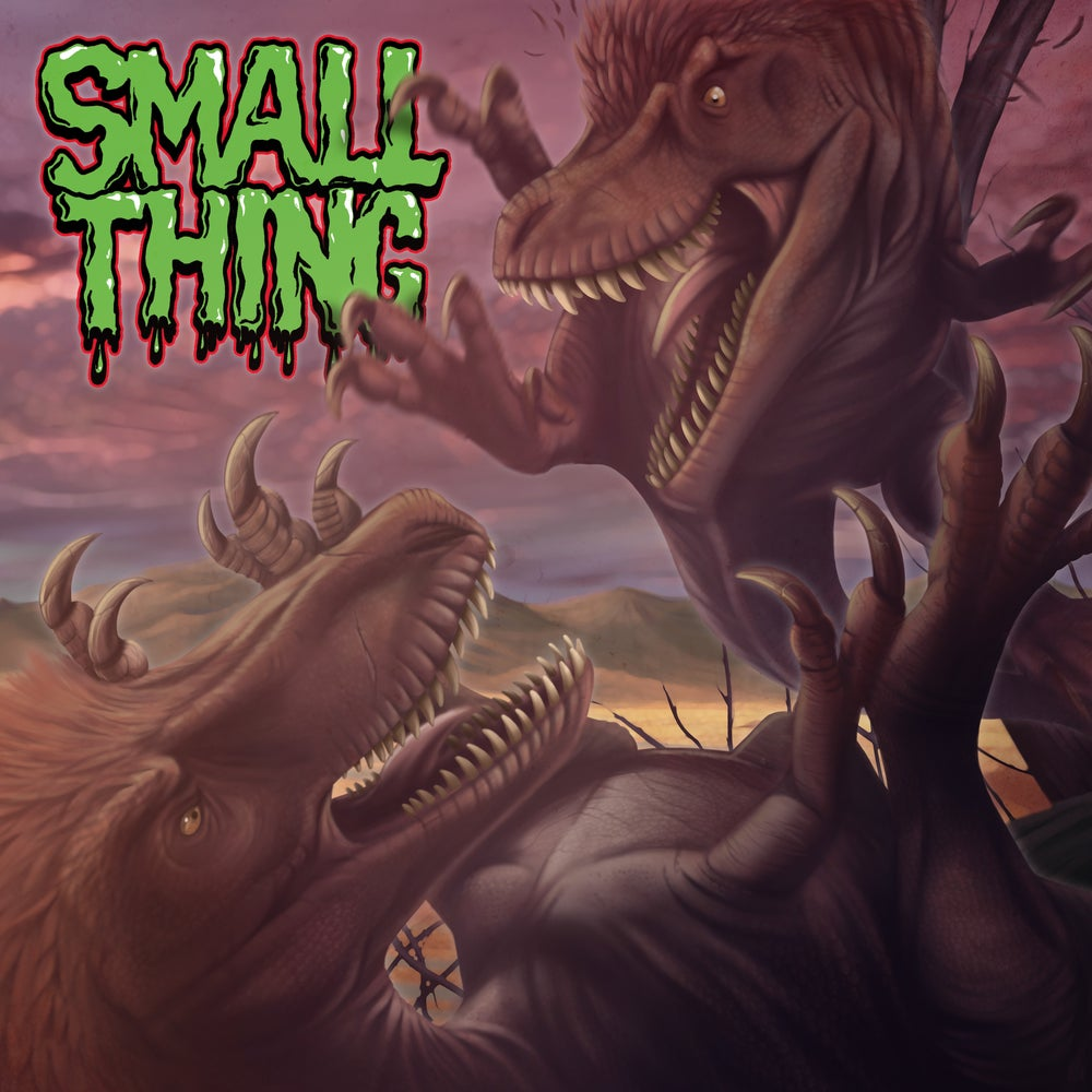 Small Thing - Small Thing 1 - fanzine