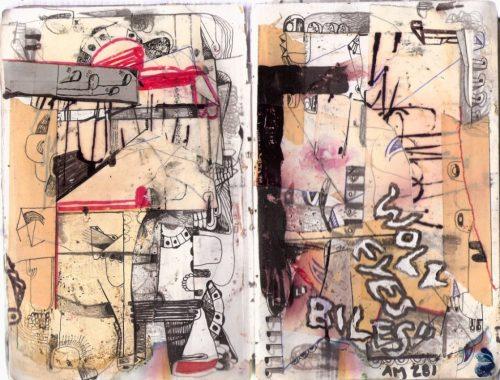 Claudio Rocchetti 6 - fanzine