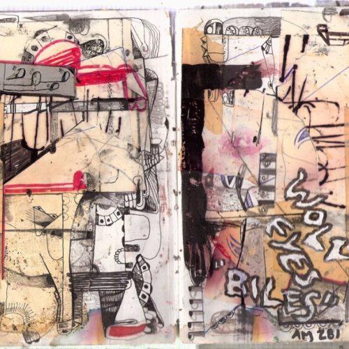 Claudio Rocchetti 12 - fanzine