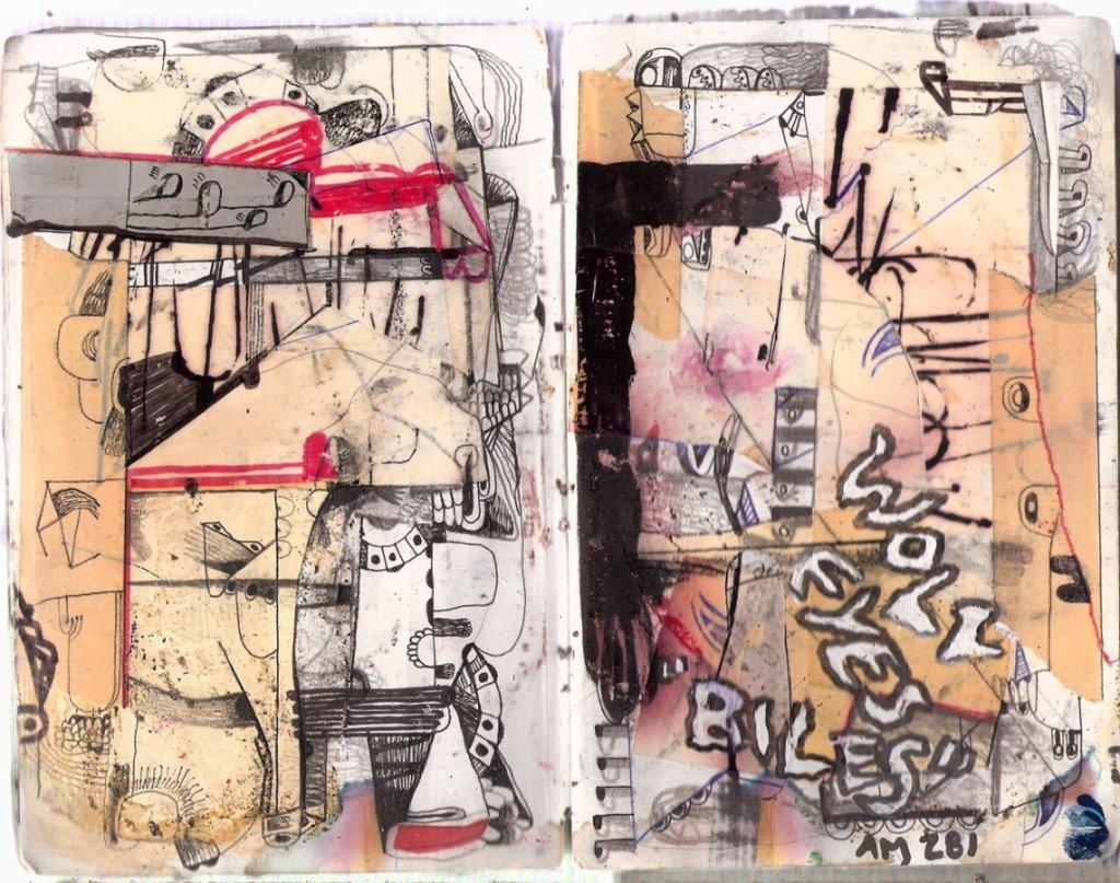 Claudio Rocchetti 1 - fanzine
