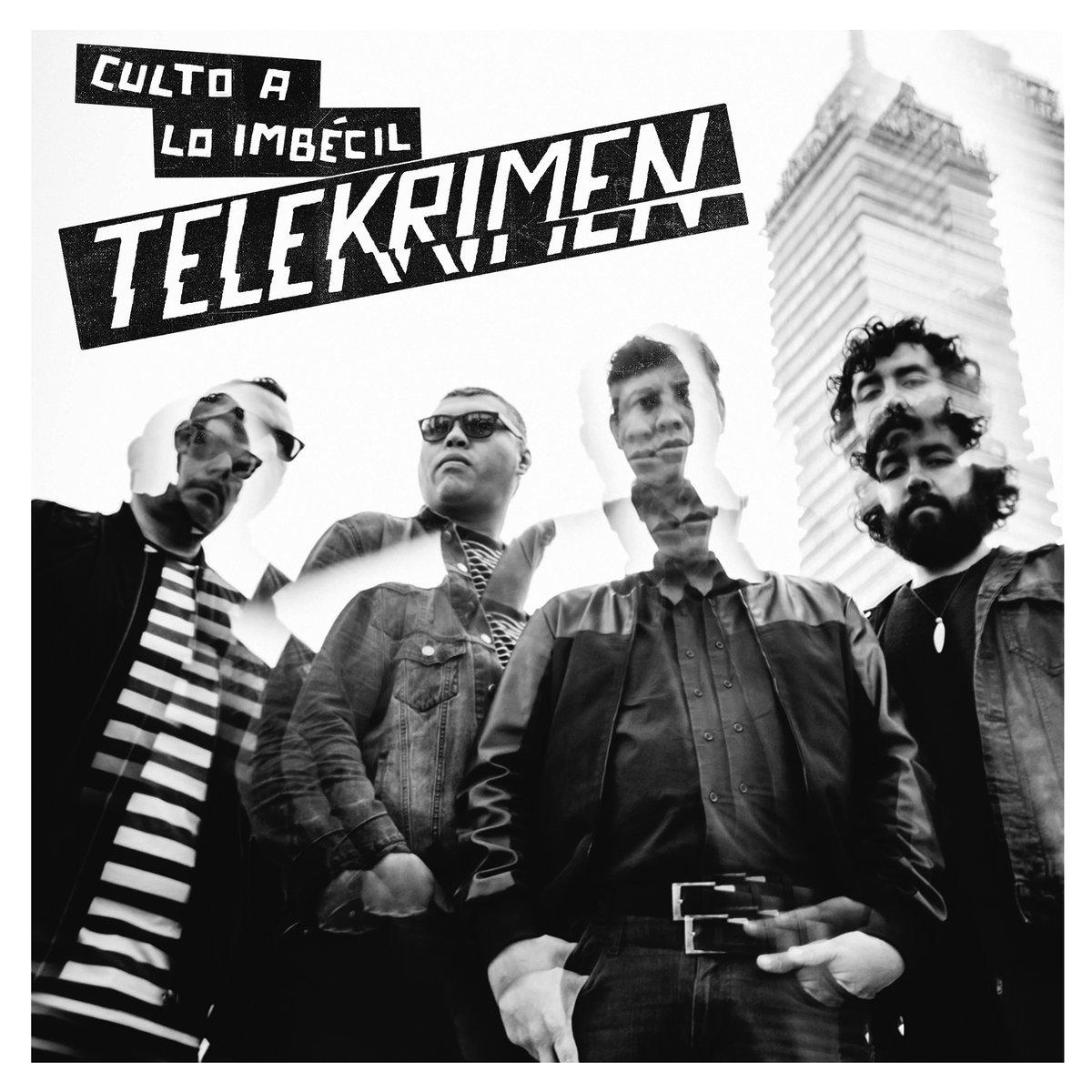 Telekrimen - Culto a lo Imbécil 1 - fanzine