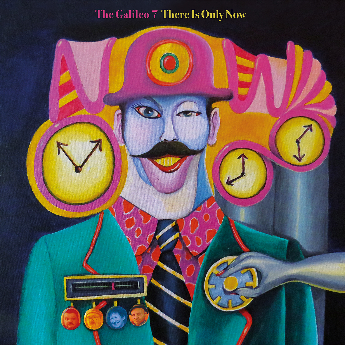 The Galileo 7 - There Is Only Now 1 - fanzine