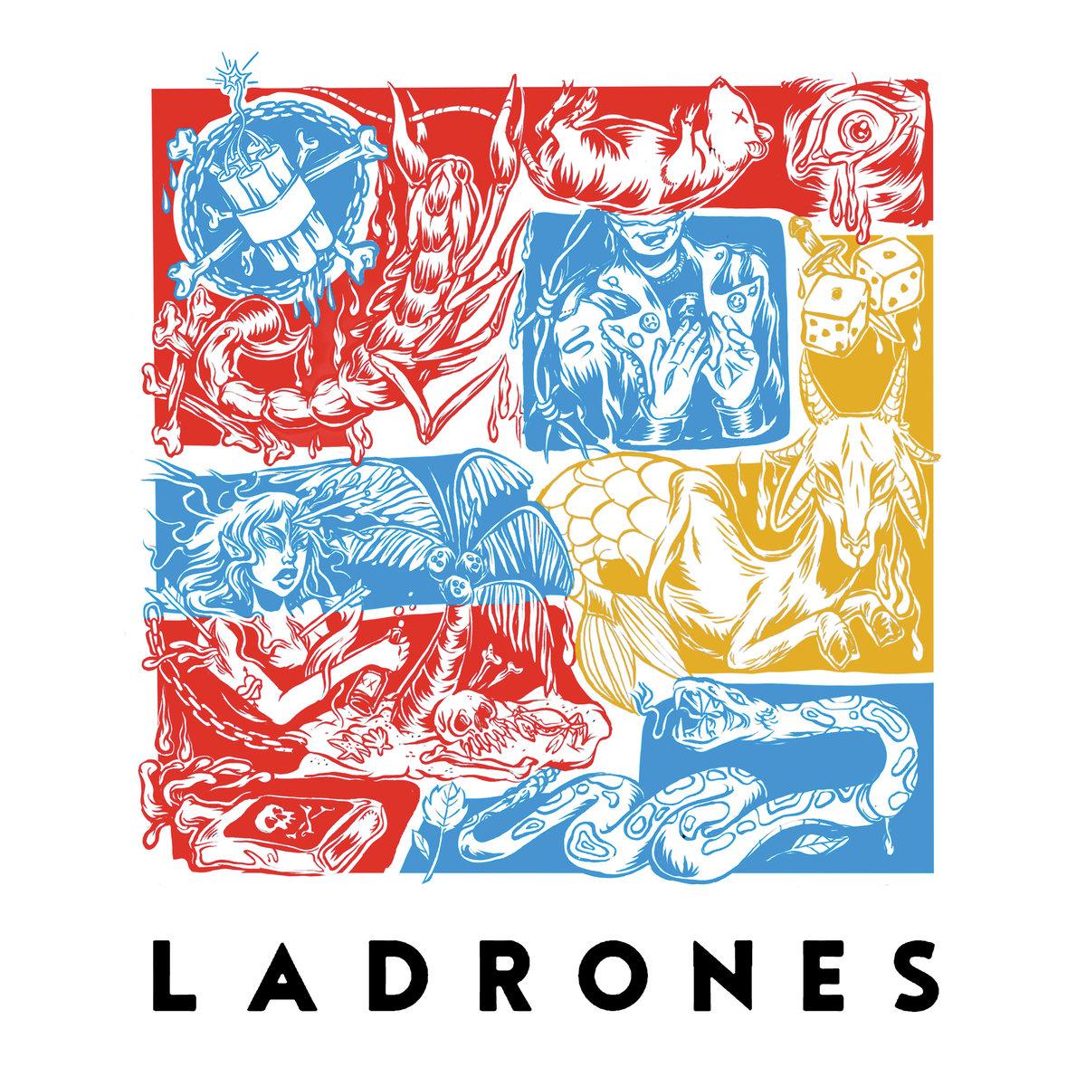 Ladrones - Ladrones 1 - fanzine