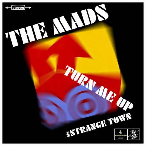 "The Mads - Turn Me Up / Strange Town 7"" 6 - fanzine"