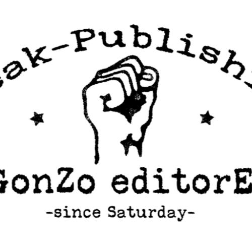 Gonzo Editore 8 - fanzine