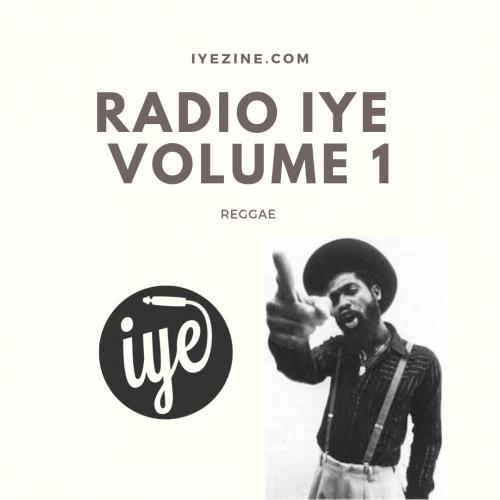 Radio IYE Vol. 1 - Reggae 5 - fanzine