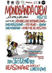 Monobanda Crew Fest III 4 - fanzine