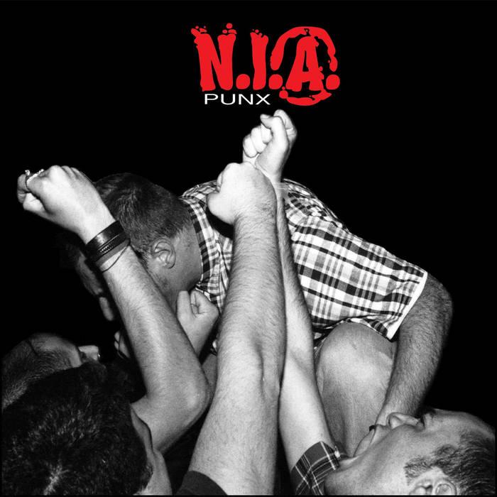 N.I.A. Punx - N.I.A. Punx 1989-2019 1 - fanzine
