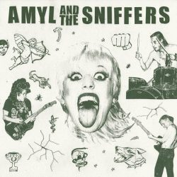 Amyl and the Sniffers - Amyl and the Sniffers 2 - fanzine