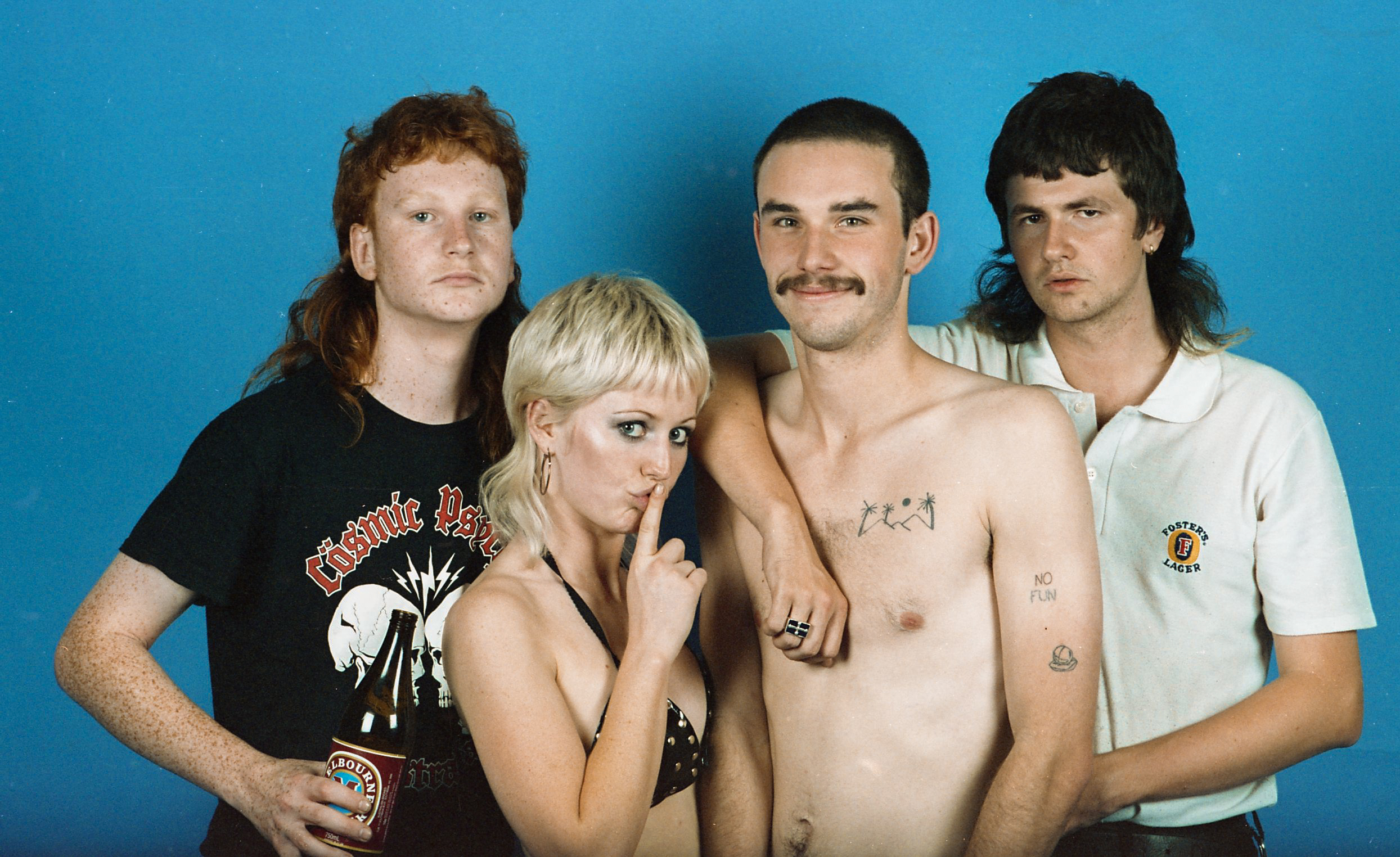 Amyl and the Sniffers - Amyl and the Sniffers 1 - fanzine