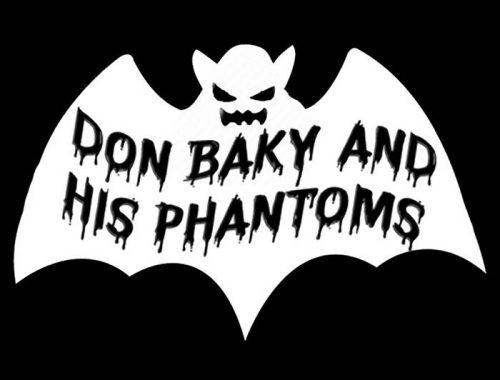Don Baky and his Phantoms - Four O'Clock Rock'n'roll 7 Iyezine.com