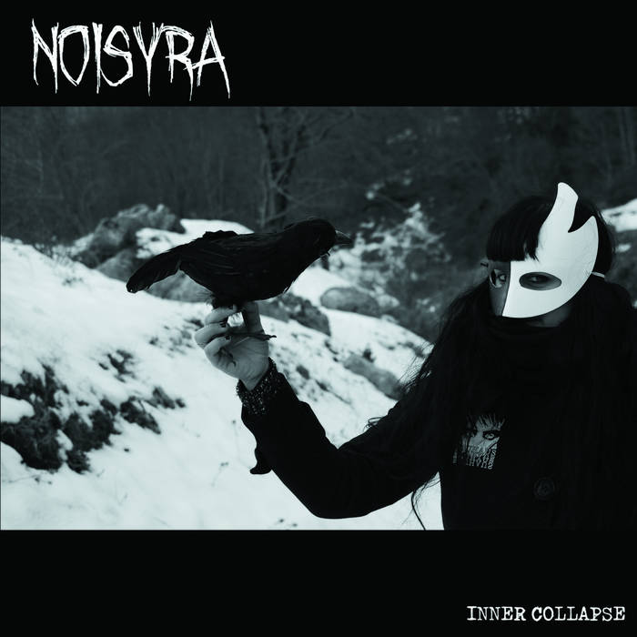 INNER COLLAPSE - NOISYRA 1 - fanzine