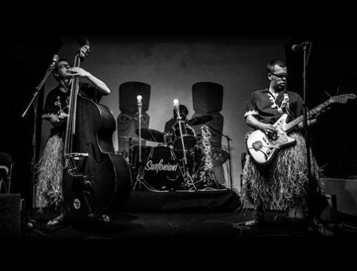 """I Surfoniani - Cleopatra / Monkey Serenade 7"""" 12 Iyezine.com"""