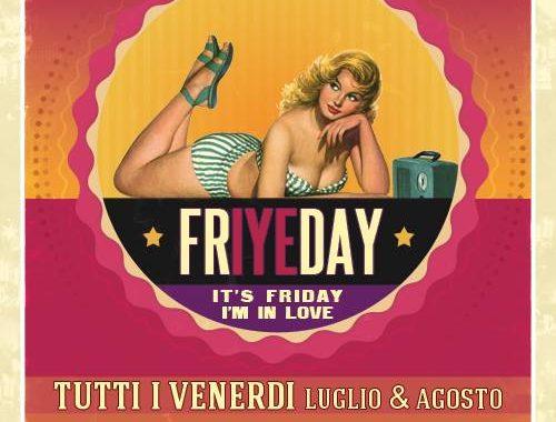 FRiyeDAY // it's friday i'm in love 1 - fanzine