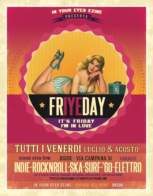 FRiyeDAY // it's friday i'm in love 7 - fanzine