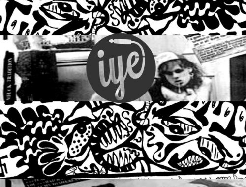 MAIL ART PROJECT #IYE2020 - disegna la tua copertina preferita 1 Iyezine.com