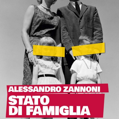 STATO DI FAMIGLIA di ALESSANDRO ZANNONI 6 - fanzine