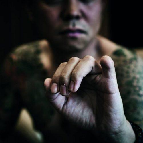 Yakuza Tattoo di Andreas Johansson 5 - fanzine