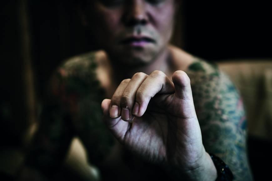 Yakuza Tattoo di Andreas Johansson 10 - fanzine