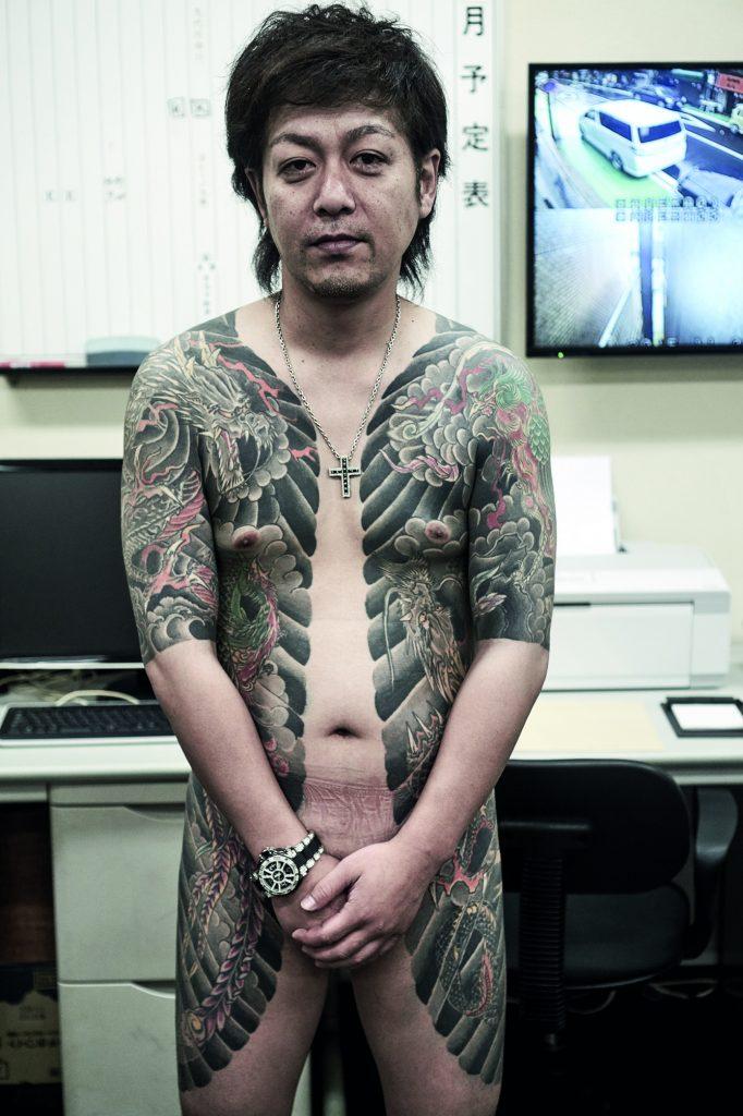 Yakuza Tattoo di Andreas Johansson 4
