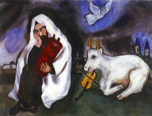 La capra di Chagall 1 - fanzine
