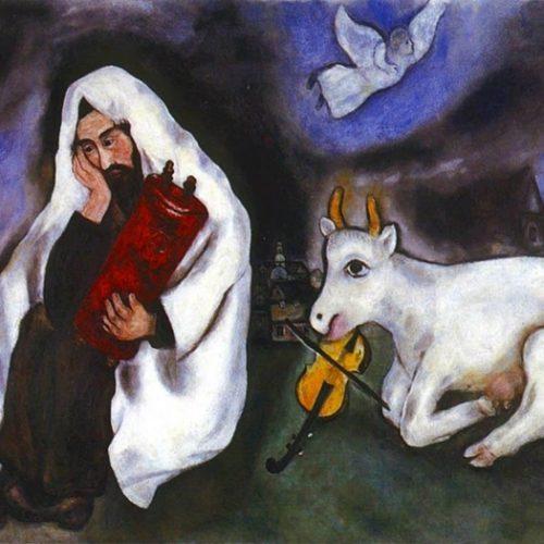 La capra di Chagall 4 - fanzine