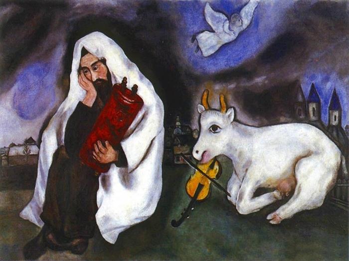 La capra di Chagall 6 - fanzine