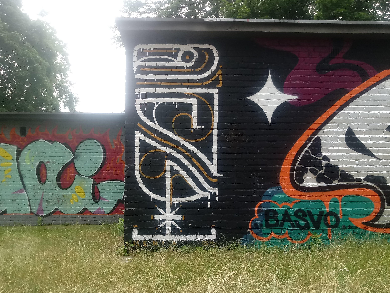 #streetart Cenja 1 - fanzine