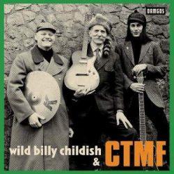 """Wild Billy Childish & CTMF 7"""" 2 - fanzine"""