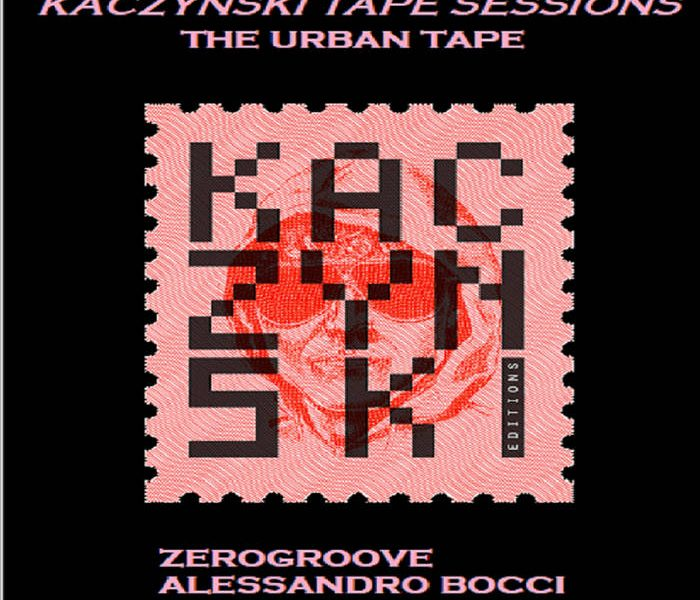 KACZYNSKI TAPE SESSIONS -THE URBAN TAPE 7 Iyezine.com