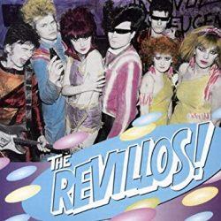 THE REVILLOS 3 - fanzine