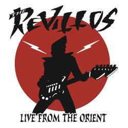THE REVILLOS cd