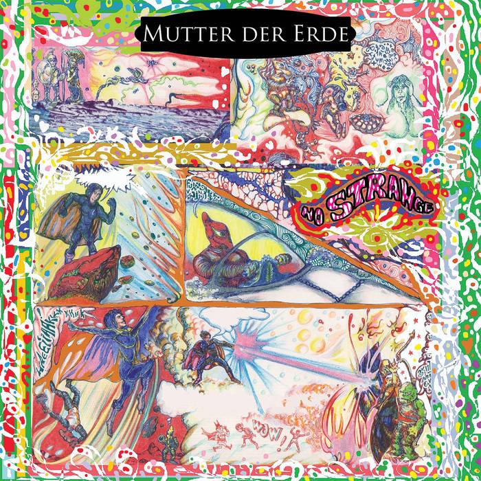 No Strange - Mutter Der Erde 1 - fanzine