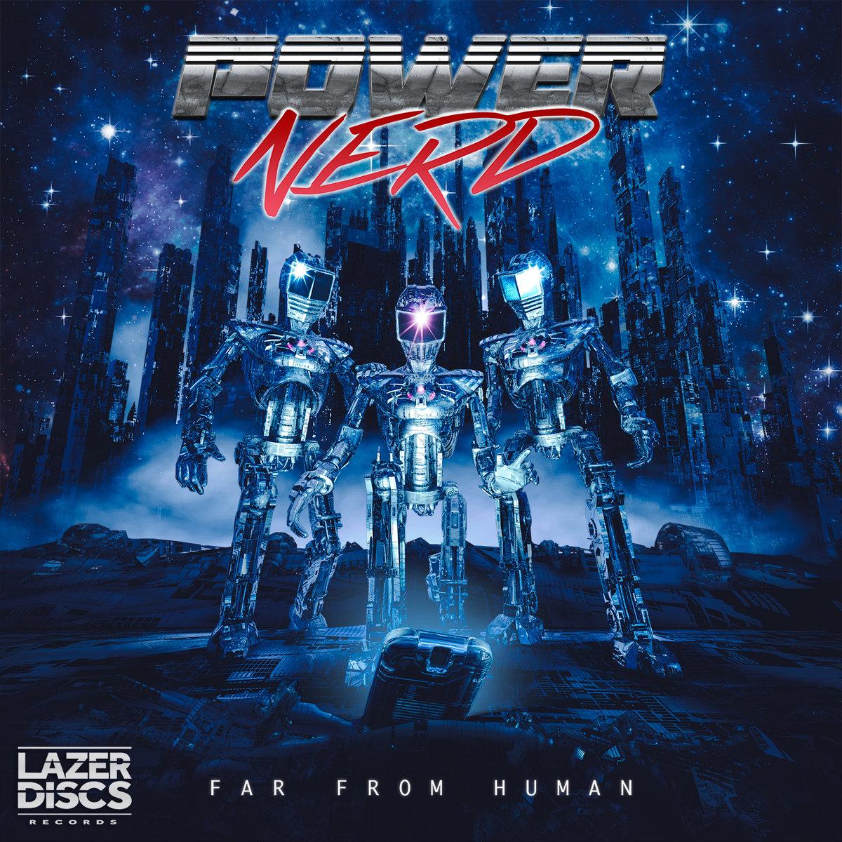 Powernerd   Far From Human 2 - fanzine