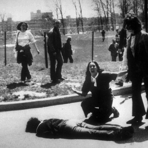 The Kent State Shootings,