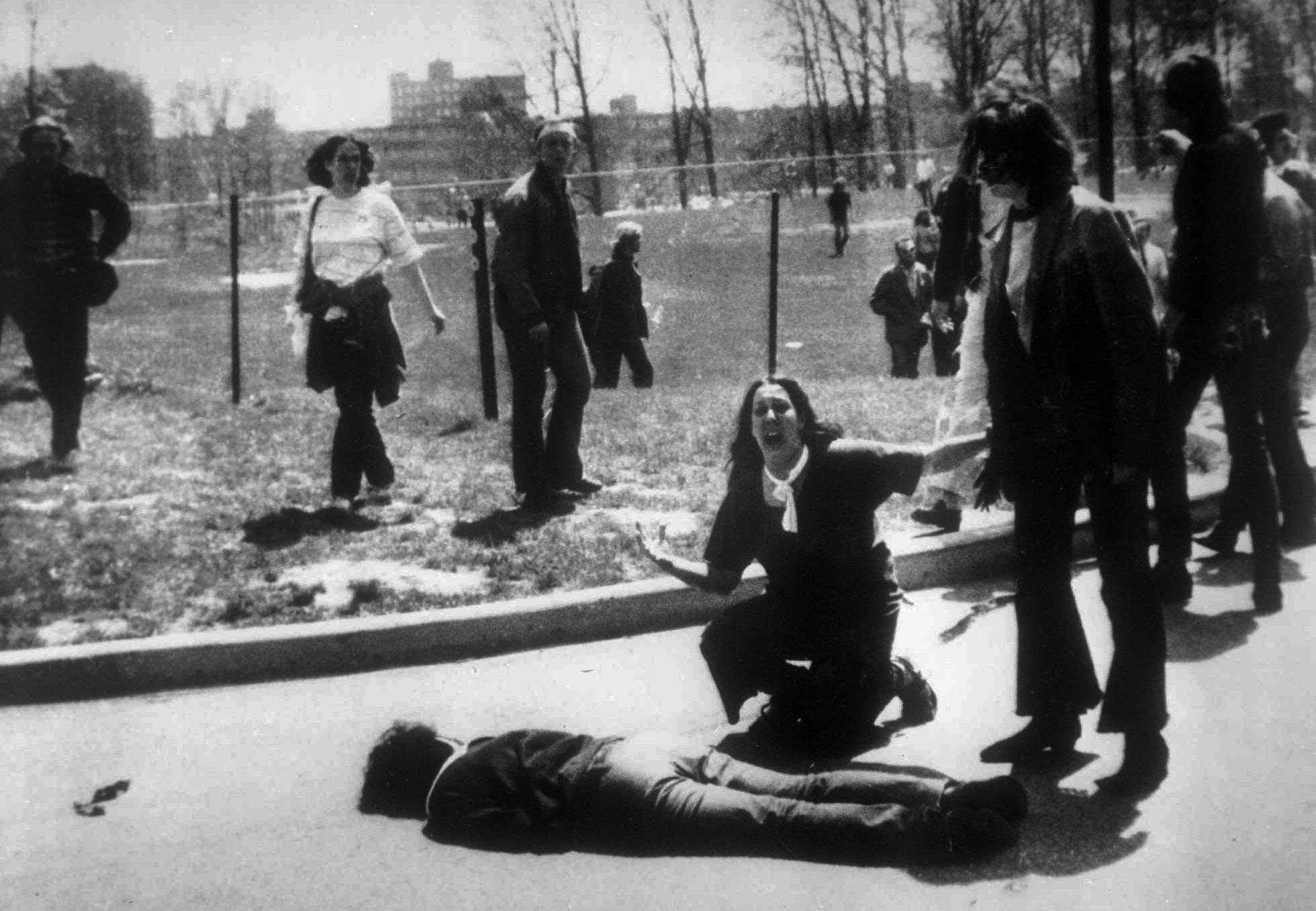 The Kent State Shootings,