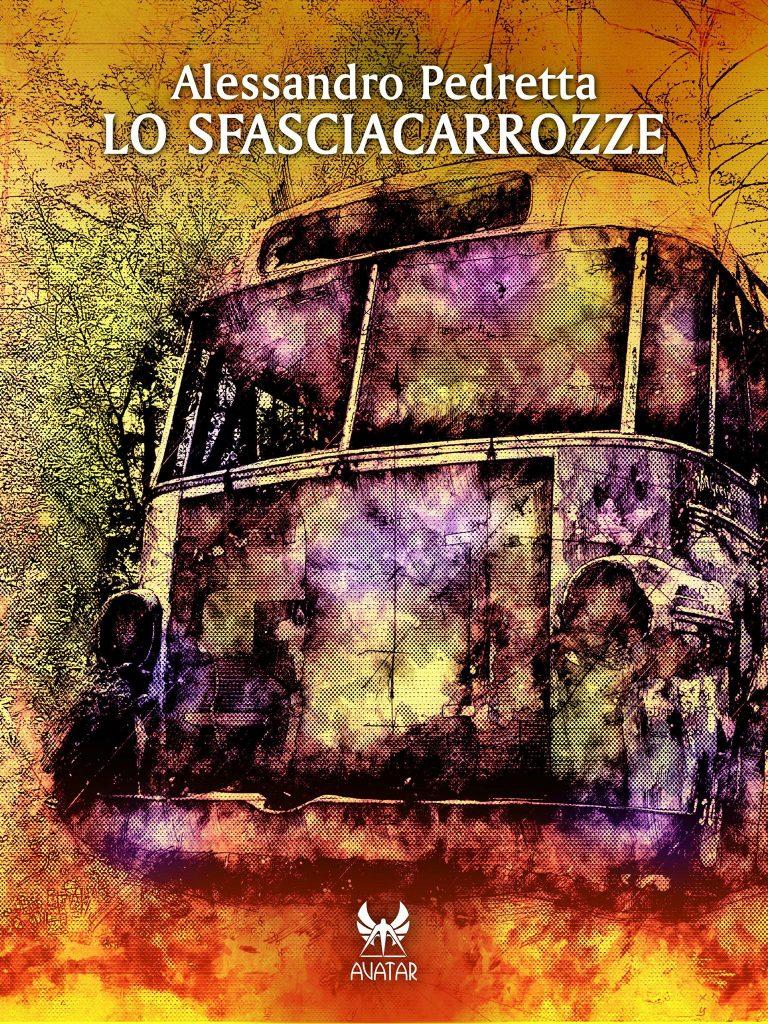 Lo sfasciacarrozze di Alessandro Pedretta (Kipple, 2019) 3 - fanzine