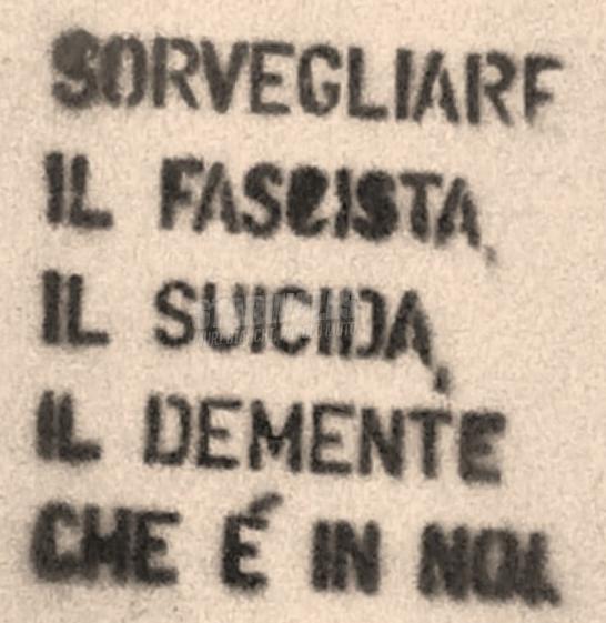 LO SFASCIO DEI MASS-MEDIA 7 - fanzine