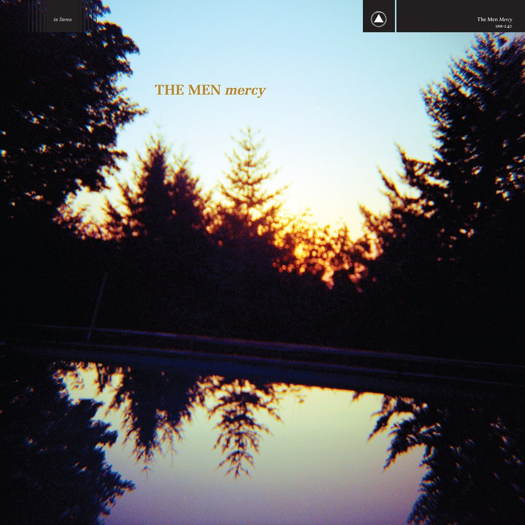 The Men – Mercy (Sacred Bones, 2020) 1 - fanzine