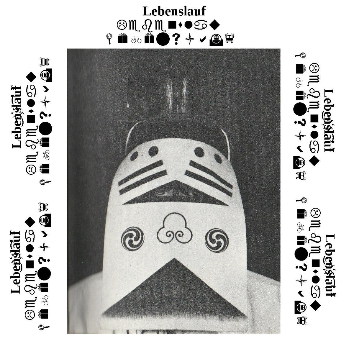 LEBENSLAUF – CV (Autoproduzione, 2020) 1 - fanzine